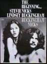 Buckingham Nicks Promo Poster