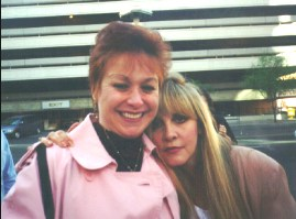 Photo of Stevie and Debbi