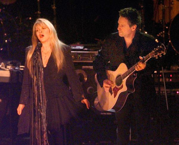 Stevie and Lindsey photo