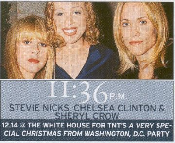 Photo 3 - Stevie and Sheryl Crow with Chelsea